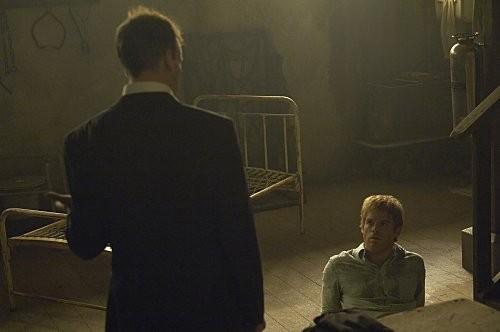 Michael C Hall E Jonny Lee Miller In Una Scena Dell Episodio The Big One Di Dexter 186618