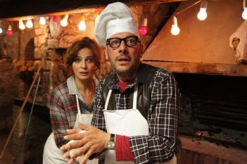 Sergio Castellitto e Laura Morante, protagonisti del film La bellezza del somaro