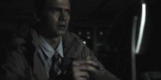 Una sequenza dark del film Vanishing on 7th Street