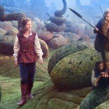 Georgie Henley nel film Le cronache di Narnia: Il viaggio del veliero