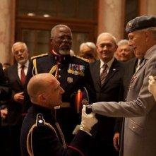 Ralph Fiennes con Vanessa Redgrave nel film Coriolanus