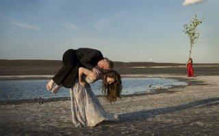 Una sequenza coreografica del film 'Pina', dedicato a Pina Bausch