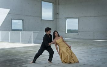 Una sequenza coreografica del film 'Pina', dedicato alla coreografa Pina Bausch