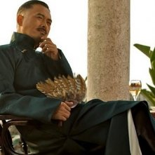 Chow Yun-Fat in una immagine del film Let the Bullets Fly