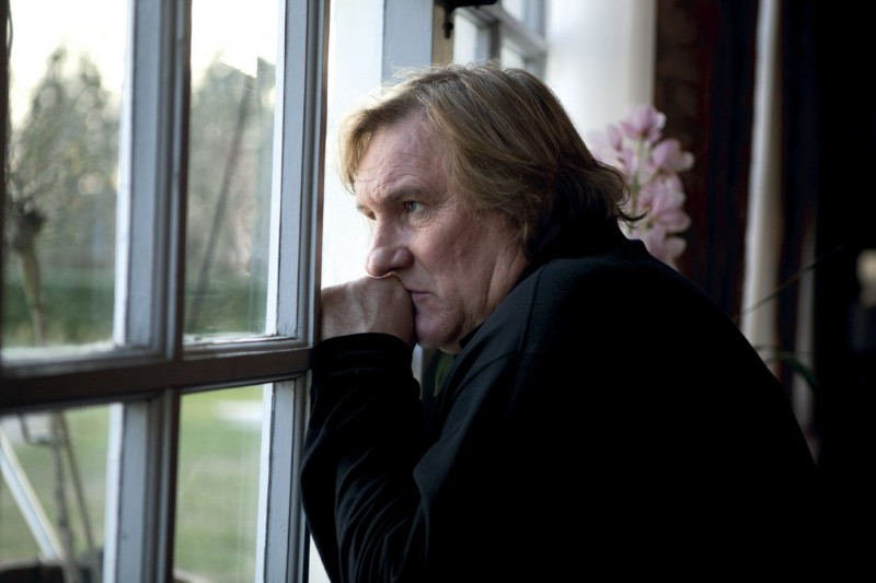 Gérard Depardieu nel drammatico Small World