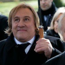 Gérard Depardieu, protagonista del drammatico Small World