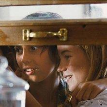 Il piccolo Romain Millot nel film Un balcon sur la mer
