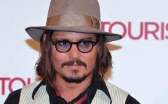 Johnny Depp 'il turista' per caso