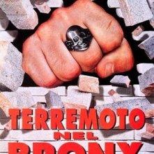 La locandina di Terremoto nel Bronx