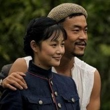 Zhou Yun con Liao Fan nell'action Let the Bullets Fly