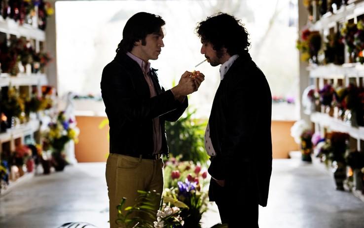 Alessandro Roja E Francesco Montanari Nell Ultimo Episodio Di Romanzo Criminale 2 187008