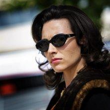 Daniela Virgilio in una immagine dell'ultimo episodio di Romanzo Criminale 2