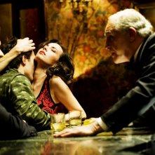 Daniela Virgilio nel nono episodio di Romanzo Criminale 2