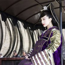 Fan Bingbing nei panni della futura madre di Zhao nel film Sacrifice