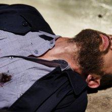 Il Freddo (Vinicio Marchioni) nell'ultima immagine di Romanzo Criminale 2