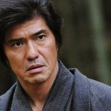 Koichi Sato nel film The Last Chushingura