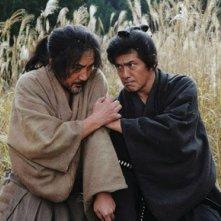 Koji Yakusho e Koichi Sato in una scena del film The Last Chushingura