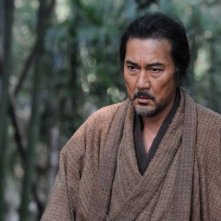 Koji Yakusho nel film The Last Chushingura