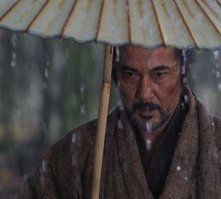 Koji Yakusho, protagonista del jidaigeki The Last Chushingura
