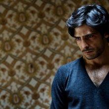 Marco Bocci nell'ultimo episodio di Romanzo Criminale 2