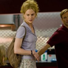 Nicole Kidman e Aaron Eckhart nel film Rabbit Hole