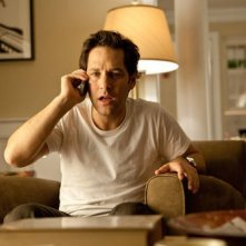 Paul Rudd in una scena della commedia Come lo sai