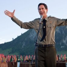 Tom Cavanagh è Ranger Smith nel film Yogi Bear 3D