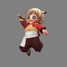 Un'immagine di Caracatus dalla serie Il Piccolo Principe