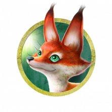 Un'immagine promozionale di Volpe dalla serie Il Piccolo Principe