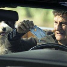 Giorgio Tirabassi è Valerio nella fiction Un cane per due