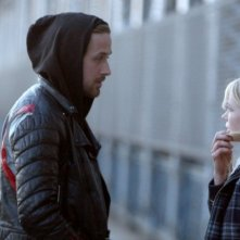 Michelle Williams e Ryan Gosling nel film Blue Valentine