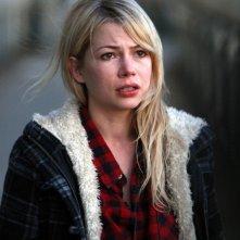 Michelle Williams in un'immagine del film Blue Valentine