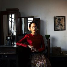 Michelle Yeoh, protagonista del biopic The Lady