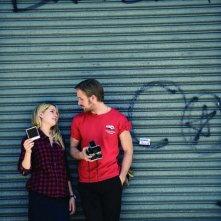 Ryan Gosling con Michelle Williams nel film Blue Valentine