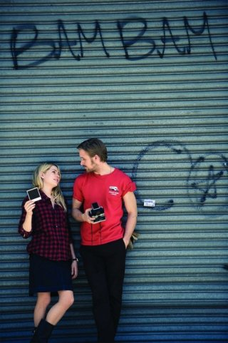 Ryan Gosling con Michelle Williams nel film Blue Valentine
