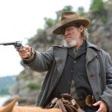 Jeff Bridges nel western coeniano True Grit