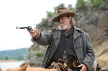 Jeff Bridges nel western coeniano True Grit