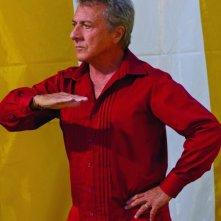Dustin Hoffman nella commedia Vi presento i nostri