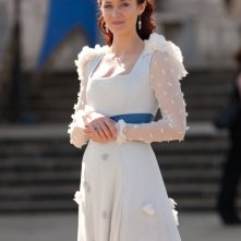 Emily Blunt in vesti principesche nel film I fantastici viaggi di Gulliver in 3D