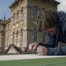 Jack Black in una scena del film I fantastici viaggi di Gulliver in 3D