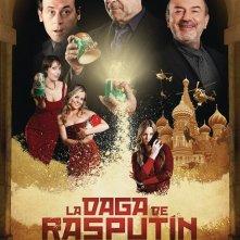 La locandina di La daga de Rasputín