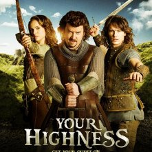 La locandina di Your Highness