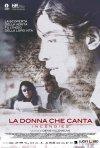La locandina italiana di La donna che canta