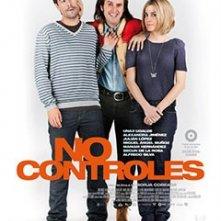 La locandina ufficiale di No controles