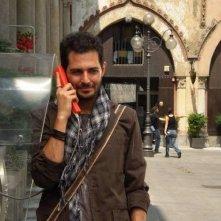Mehdi Mahdloo nella commedia Che bella giornata
