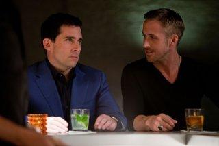 Steve Carell e Ryan Gosling nella prima immagine di Crazy, Stupid Love