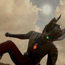 Un momento del film Ultraman Zero The Movie: Super Deciding Fight! The Belial Galactic Empire