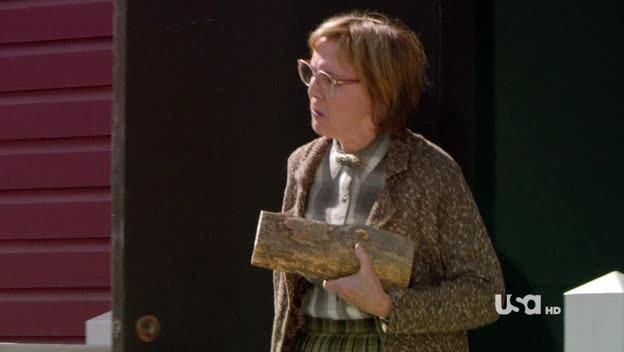 Catherine E Coulson Nell Episodio Dual Spires Di Pych Omaggio A Twin Peaks 187772