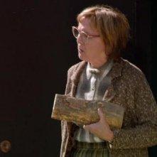 Catherine E. Coulson nell'episodio Dual Spires di Pych, omaggio a Twin Peaks