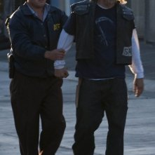 Charlie Hunnam in Sons of Anarchy dall'episodio NS
